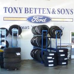 Photo of Tony Betten u0026 Sons Ford - Grand Rapids MI United States. & Tony Betten u0026 Sons Ford - Body Shops - 3839 Plainfield Ave NE ... markmcfarlin.com