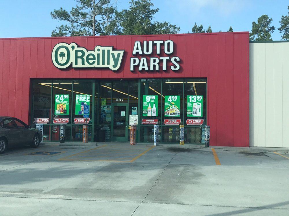 O'Reilly Auto Parts: 607 Elm St W, Hampton, SC