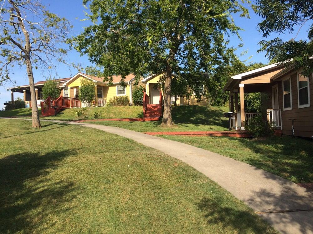 San Jacinto Riverfront RV Resort: 540 S Main St, Highland, TX