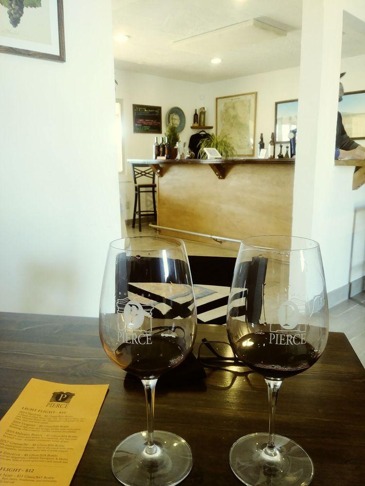 Bodega Pierce Tasting Room: 1341 AZ-89A, Clarkdale, AZ
