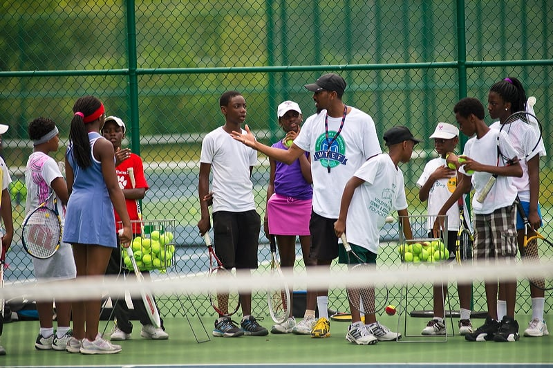 Washington Tennis & Education Foundation