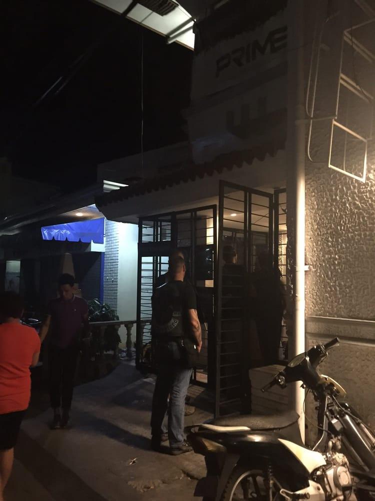 Prime Bar and Nightclub: Noblefranca Street, Dumaguete, NER
