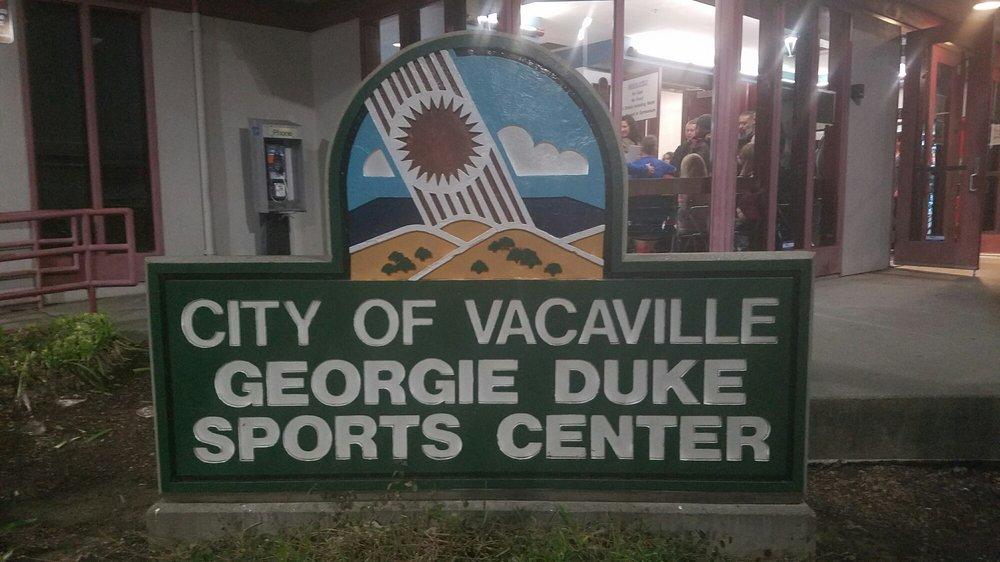 George Duke Sports Center: Vacaville, CA
