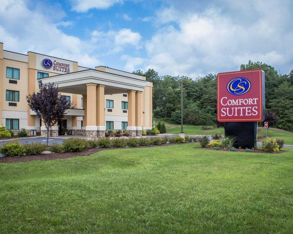Comfort Suites: 4775 West Branch Hwy, Lewisburg, PA
