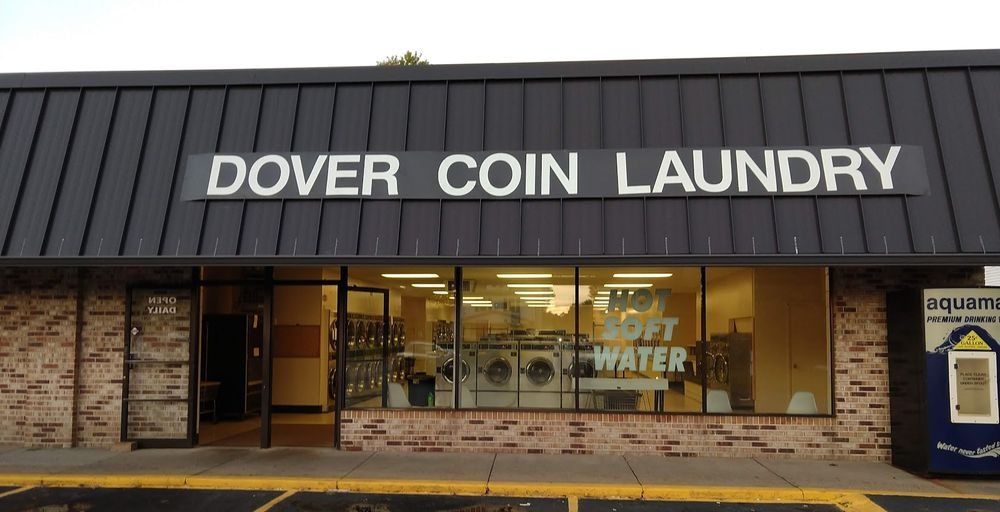Dover Coin Laundry: 931 N Wooster Ave, Dover, OH