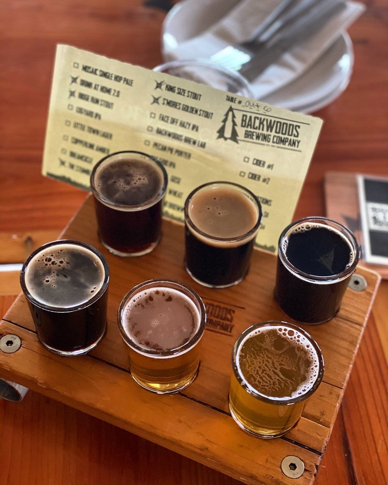 Backwoods Brewing Company: 1162 B Wind River Hwy, Carson, WA