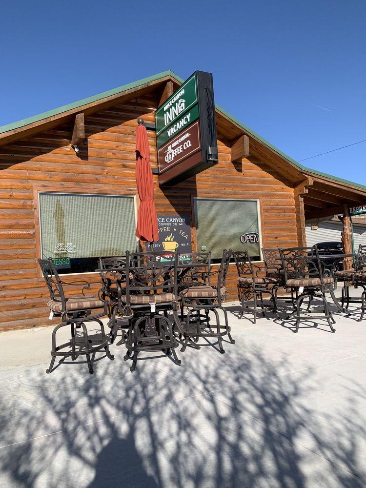 Bryce Canyon Coffee: 21 N Main St, Tropic, UT