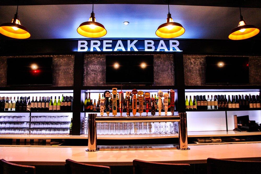 Break Bar: 458 9th Ave, New York, NY