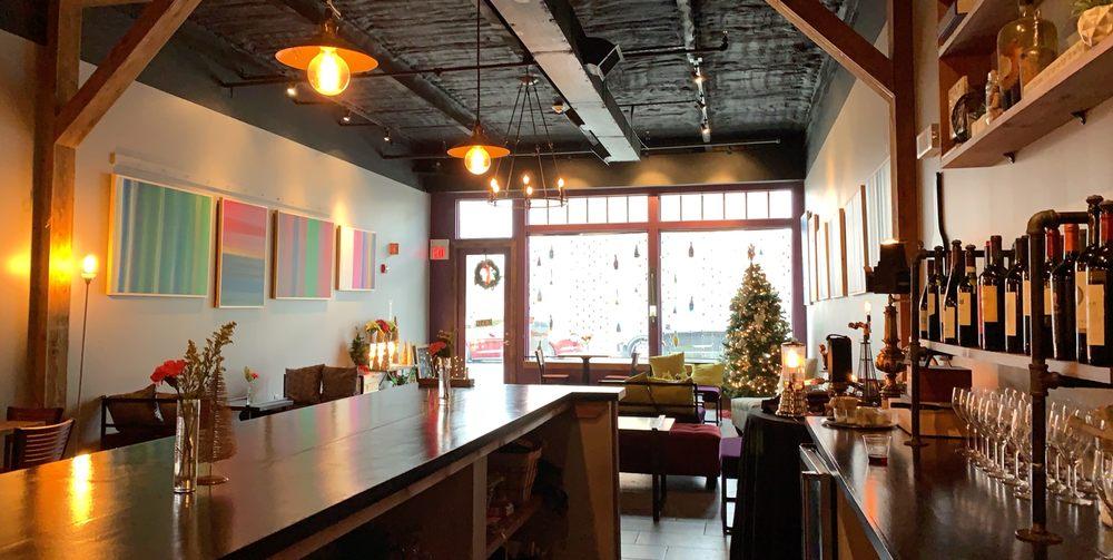 Social Spots from Oak Vino Wine Bar