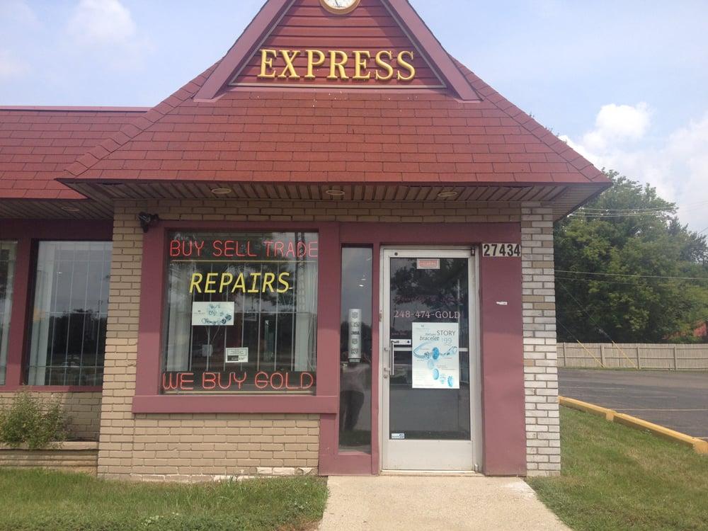Express Jewelry & Loans