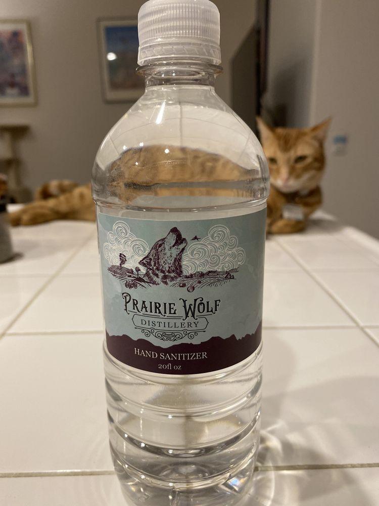 Prairie Wolf Spirits: 111 E Oklahoma Ave, Guthrie, OK
