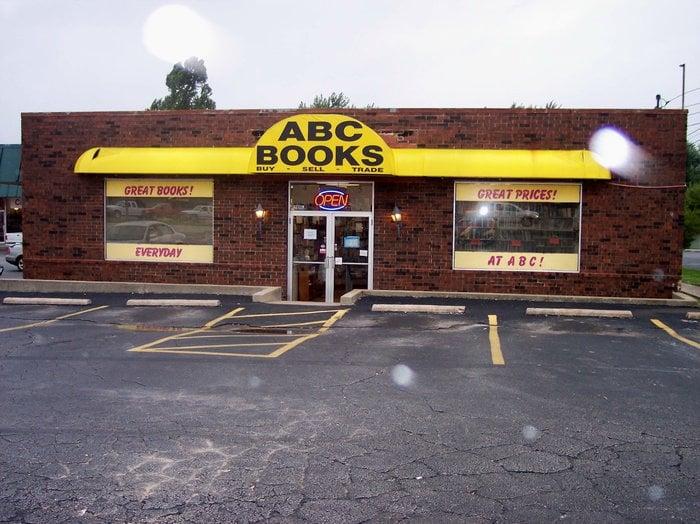 ABC Books: 2109 North Glenstone Ave, Springfield, MO