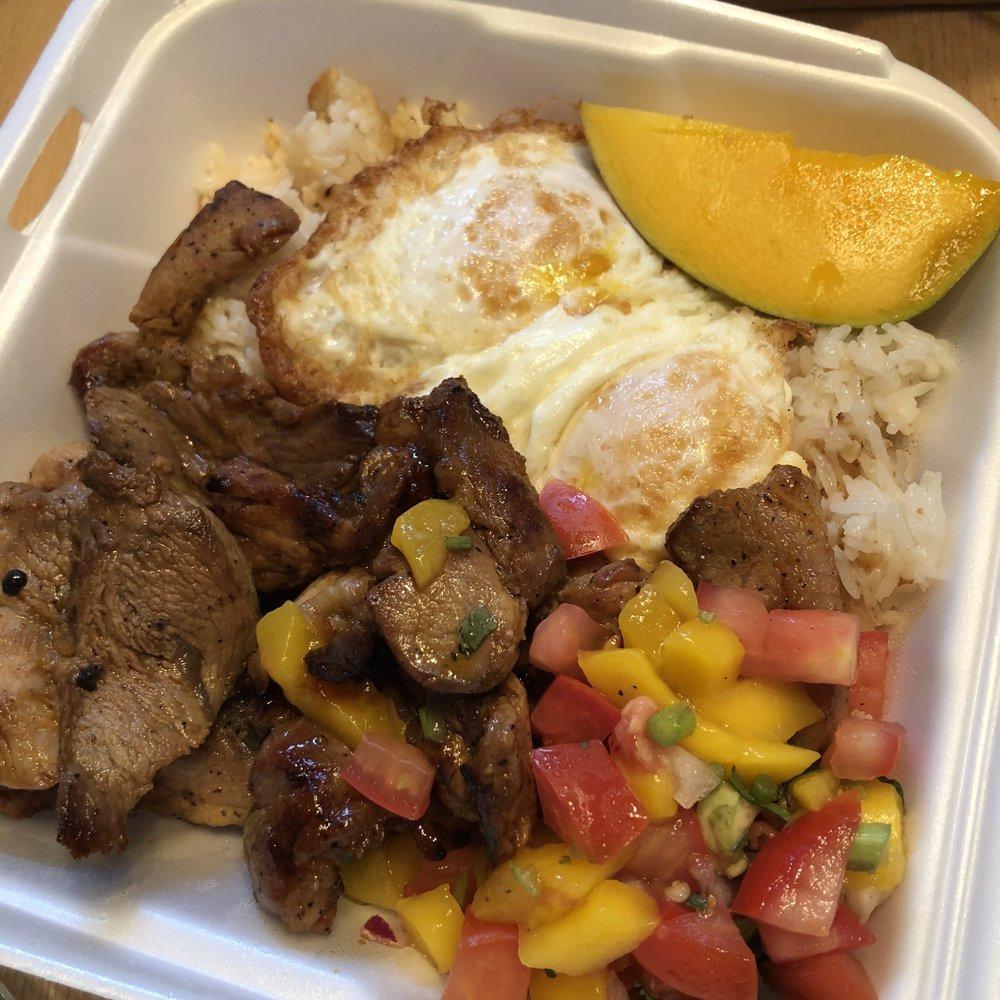 Food from Manila Bay Ihaw Ihaw