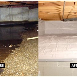 The Basement Doctor Photos Waterproofing E Main St - Basement doctor