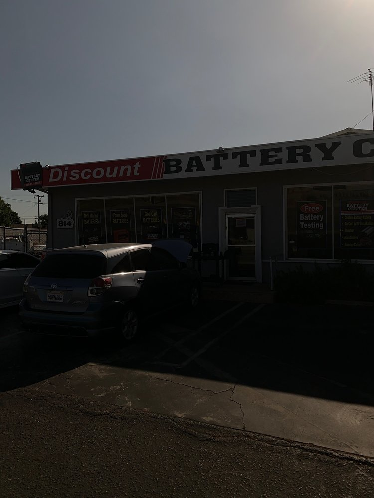 Discount Battery Center: 814 S State St, San Jacinto, CA