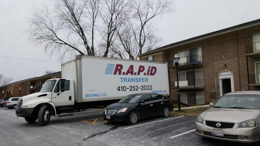 Rapid Transfer: 2305 Ravenview Rd, Timonium, MD
