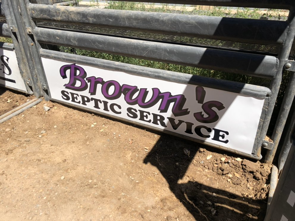 Brown's Septic Service: Del Norte, CO