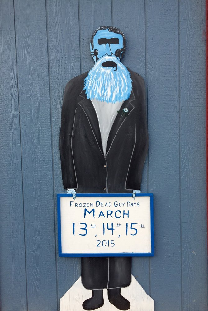 Frozen Dead Guy Days: Nederland, CO