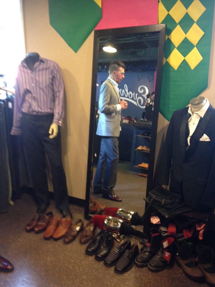 Evolve: The Men's Resale Store