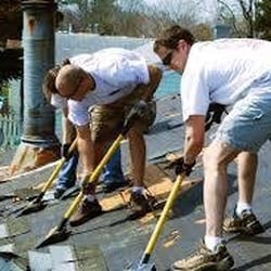 Photo Of Specialty Roofing Seattle   Seattle, WA, United States. Men At Work