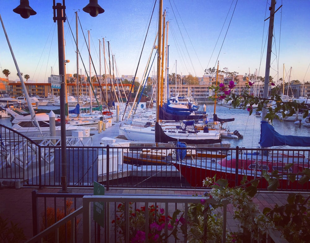 Photo Of Chart House Marina Del Rey Ca United States My Dinner