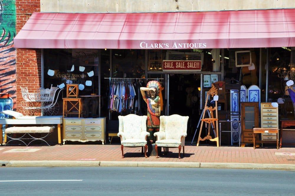 Clark's Antiques,Imports & Stuff