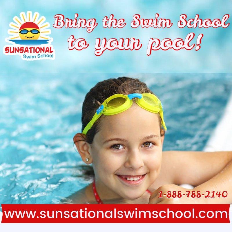 Sunsational Swim School - Private Swim Lessons