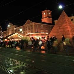 Karlsruhe Weihnachtsmarkt.Karlsruher Christkindlesmarkt 12 Beiträge Weihnachtsmarkt