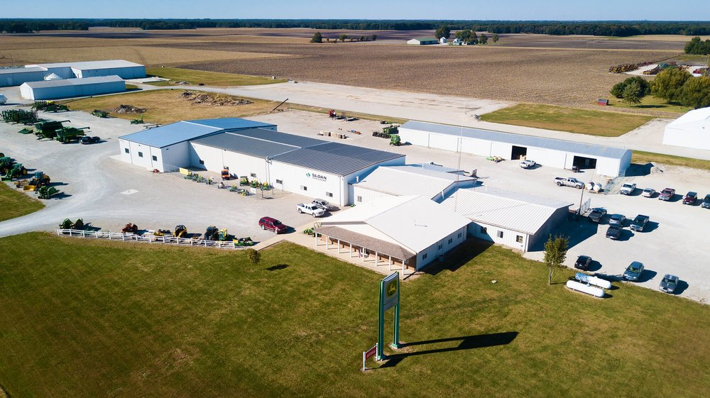 Sloan Implement: 2295 St Hwy 16, Shelbyville, IL