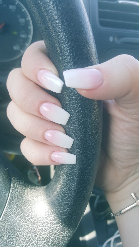 Go to Mimi and ask for sns powder ombre nails! She's the best! - Yelp