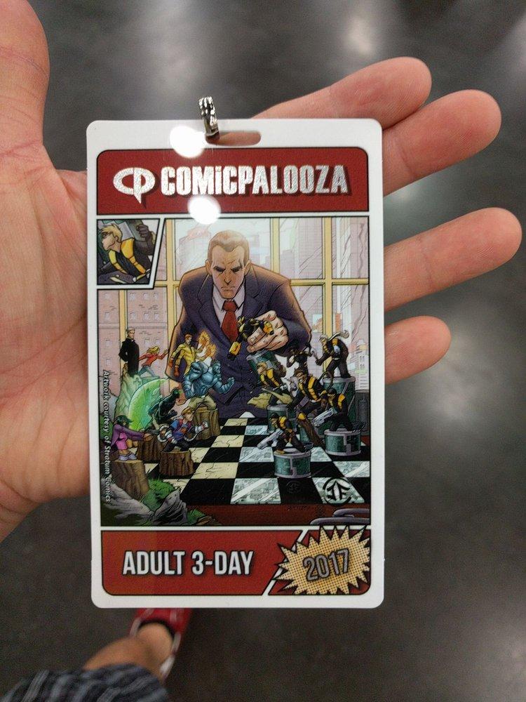 Comicpalooza The Texas International Comic Con