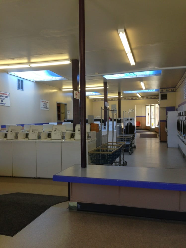 Jiffy Clean Laundry Laundry Services 1736 S Broadway