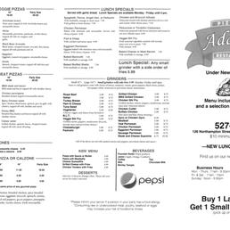 Adamos Restaurant Easthampton Ma