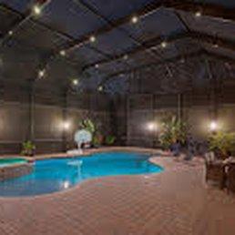 Photo of Screen Enclosure Lighting - Jacksonville Beach FL United States & Screen Enclosure Lighting - 11 Photos - Lighting Fixtures ...
