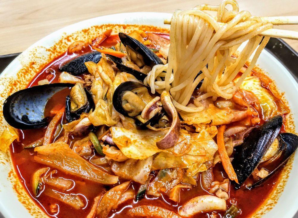 Paik's Noodle: 1133 S Dobson Rd, Mesa, AZ