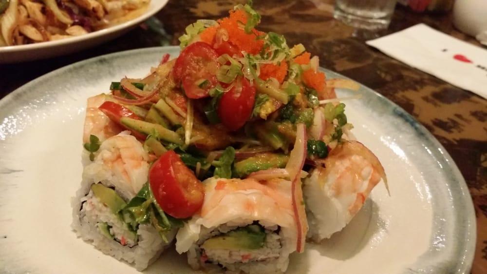 Hana Cafe Sushi Menu