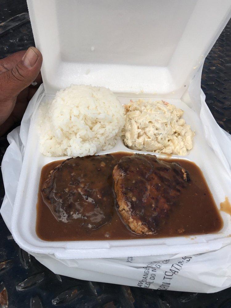 Food from Sunnyside Restaurant