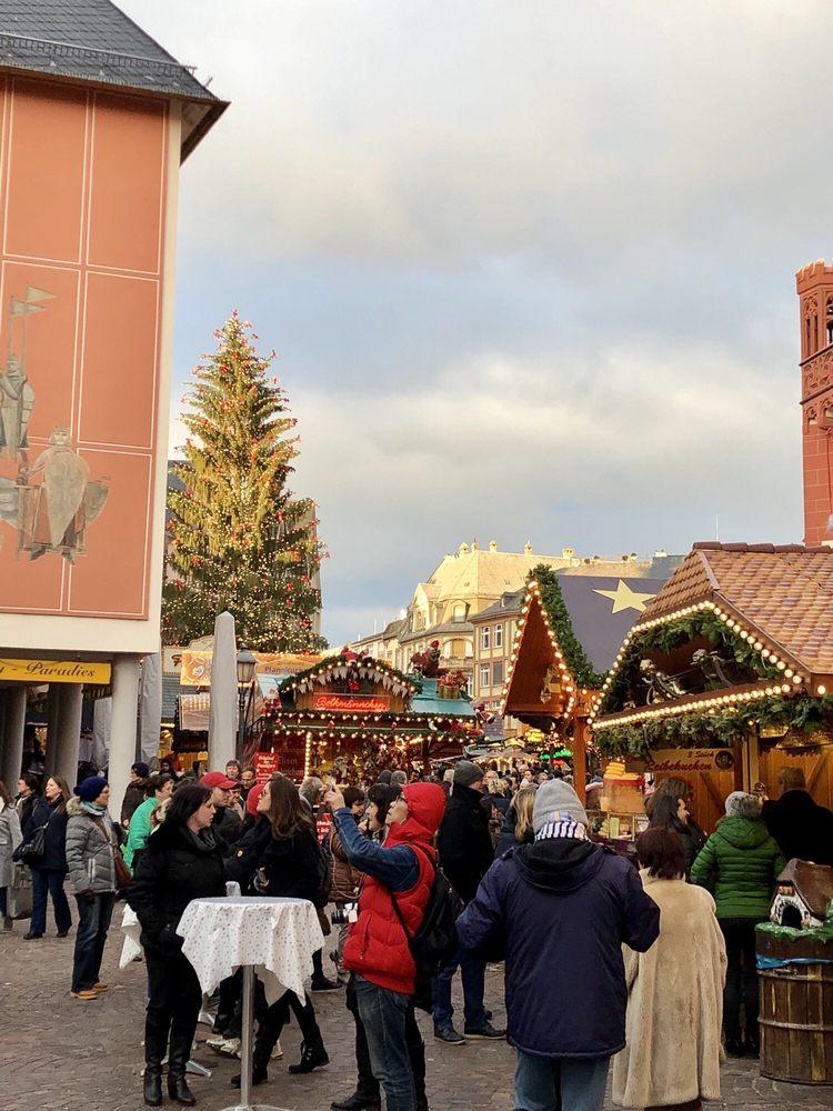 Weihnachtsmarkt Frankfurt Main.Pretty Booths Yelp