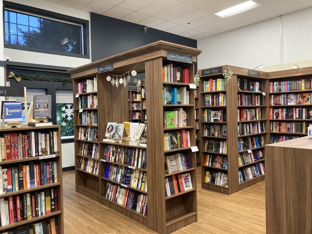 Invitation Bookshop: 5125 Olympic Drive, Gig Harbor, WA