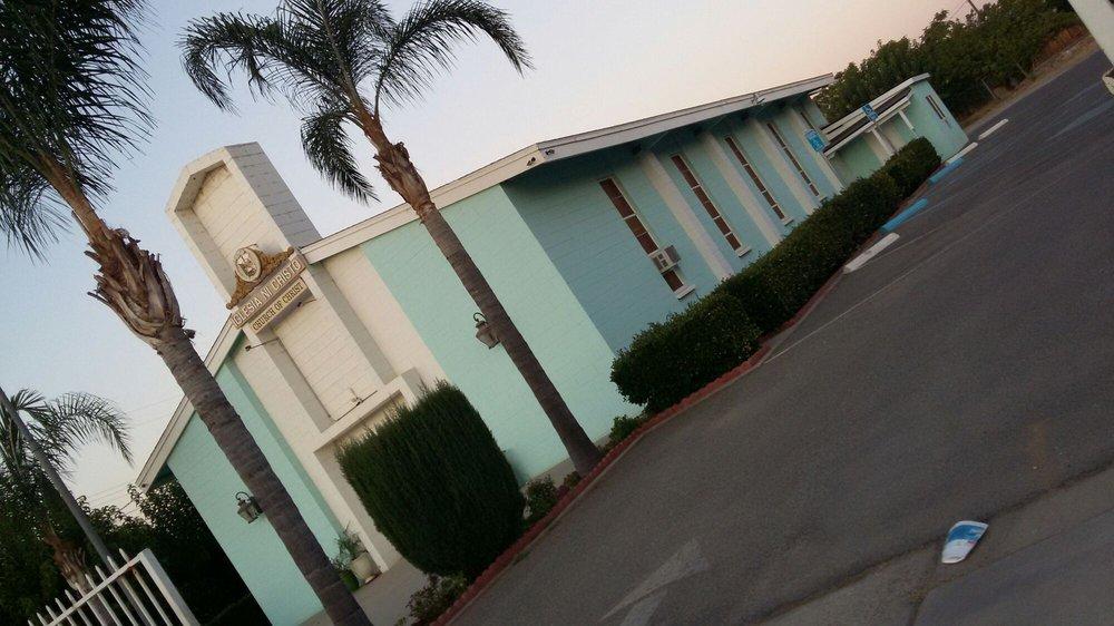 Iglesia Ni Cristo-Church of Christ: 41640 Road 130, Orosi, CA