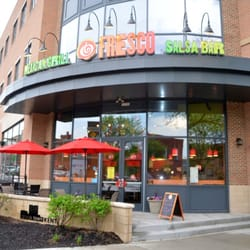 Fresco Mexican Grill Salsa Bar 82 Photos 89 Reviews