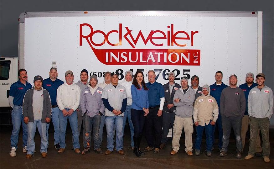 Rockweiler Insulation: 211 Legion St, Verona, WI