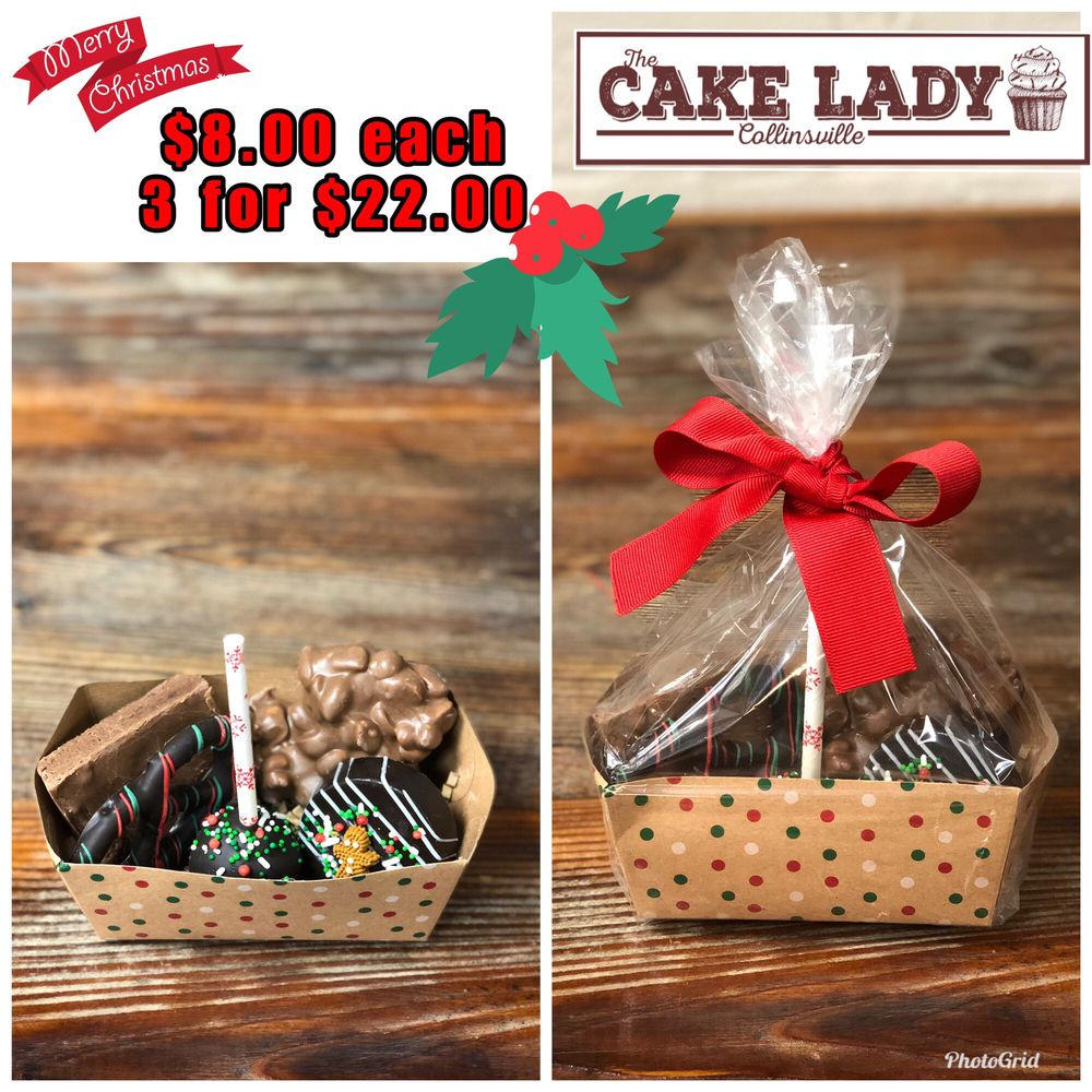 Cake Lady: 912 West Main St, Collinsville, OK
