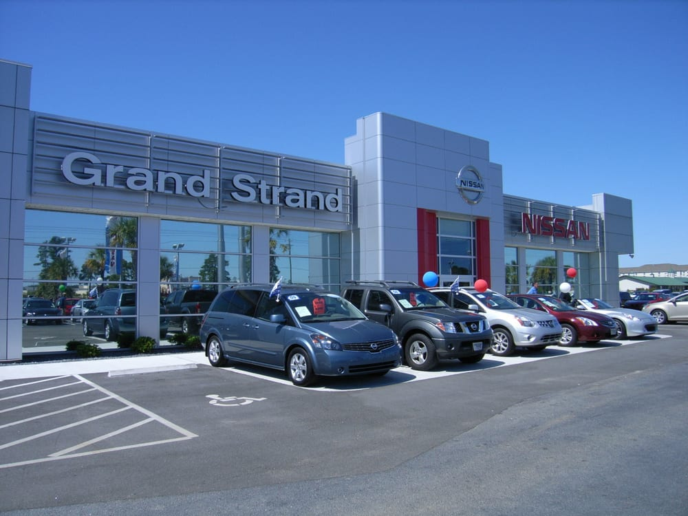 Grand Strand Nissan >> Grand Strand Nissan 4701 Hwy 501 Myrtle Beach Sc 2019