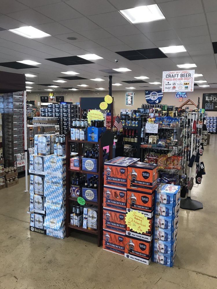 Batesville Liquor Store: 315 Shopping Village, Batesville, IN
