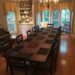 Awesome Photo Of Amish Tables   Plymouth, MI, United States. Cambridge Trestle  Extension Table ...