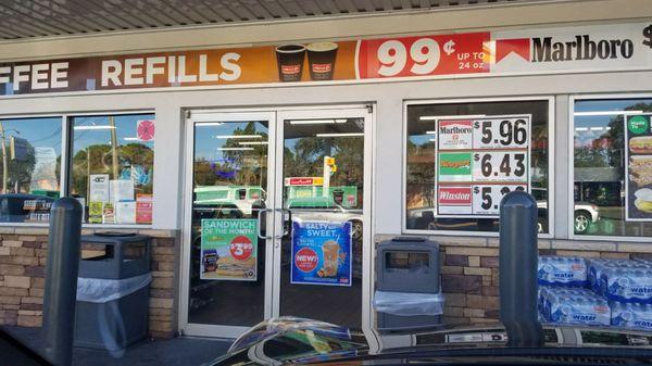 Circle K 330 Apollo Beach Blvd Apollo Beach, FL Gas Stations