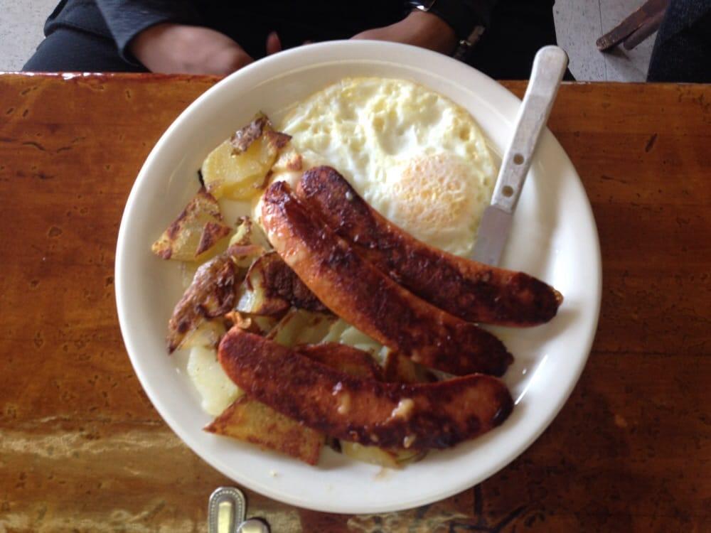 Hot Habanero Sausage (special) - Yelp