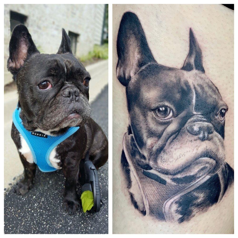 Ray Hawse Tattoos: 4000 Howard Ave, Kensington, MD