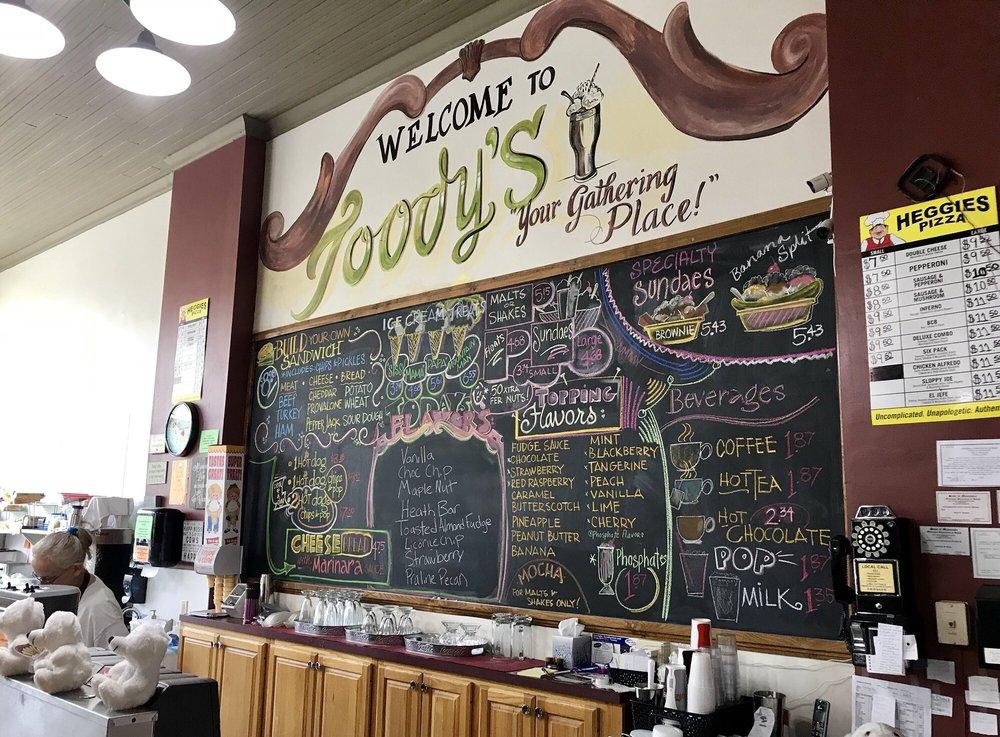 Toody's Sweet Treats: 417 Main St, Henderson, MN